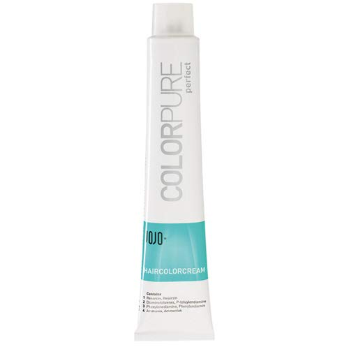 JOJO Colorpure - 5.00 Hellbraun Intensiv Cremehaarfarbe 100 ml