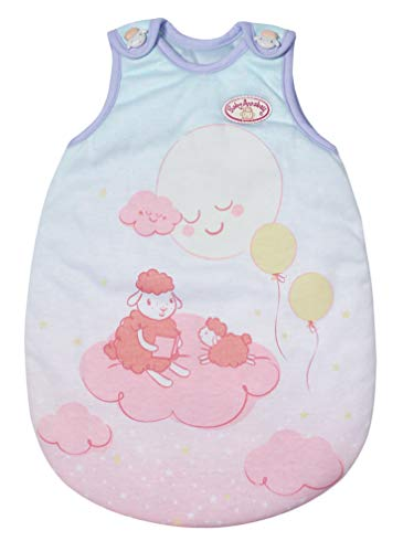 Zapf Creation 703182 Baby Annabell Sweet Dreams Schlafsack mit angenähten Flügeln Puppenzubehör