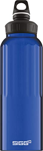 Sigg Trinkflasche WMB Traveller, Dunkelblau, 1.5 l