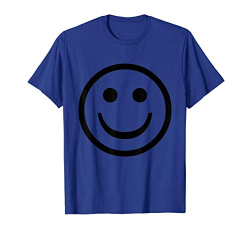 Smiley Face Cute, Positive, Happy Smile Face Tshirt T-Shirt