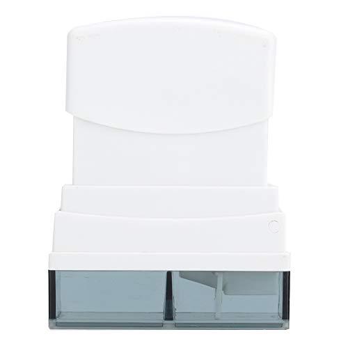 Draagbare multifunctionele pillensnijder Tablet Medicijnverdeler Splitter Container Opbergdoos Pillensnijder voor kleine of grote pillen Dubbel als pillendoos