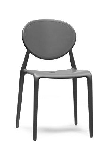 Scab Design 6 Chaises design GIO