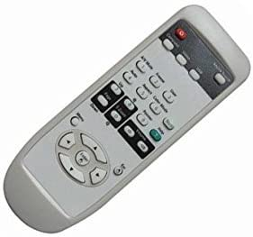 RLsales General Replacement Remote Control for 151506800 145663900 Fit for Epson H605B 3LCD Projector
