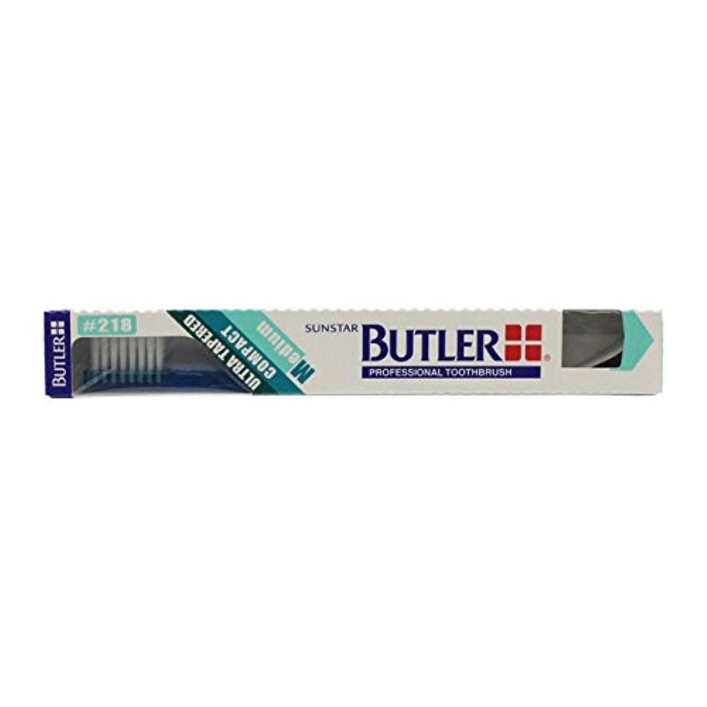 メタルライン水没スペインサンスター バトラー 歯ブラシ #218 1本