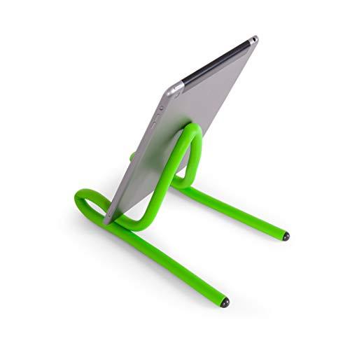 UPP Gorilla Binder Universal Halterung | Flexible Schlauchhalterung lässt Sich zu ALLEM Formen: Handyhalterung, Gerätehalter, Haken | Super stabiles Material | Weiche Oberfläche [4 STK.]
