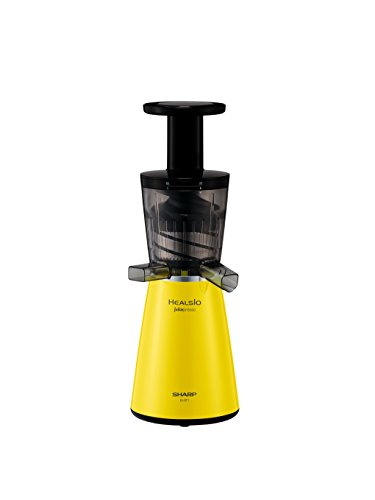 Fantastic Deal! Sharp Herushio juice Presso Yellow EJ-ST1-Y