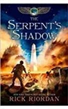 SERPENT'S SHADOW (KANE CHRONICLES, NO 3) Hardcover By RIORDAN, RICK