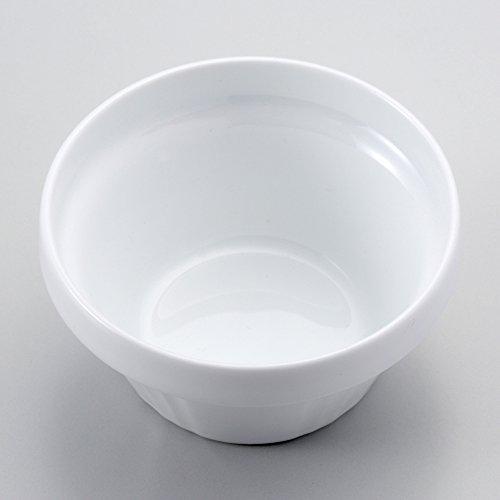 NARUMI(ナルミ) スフレ オーブンウエア ホワイト 7cm スタッキング 電子レンジ・オーブン対応 日本製 1000-3351