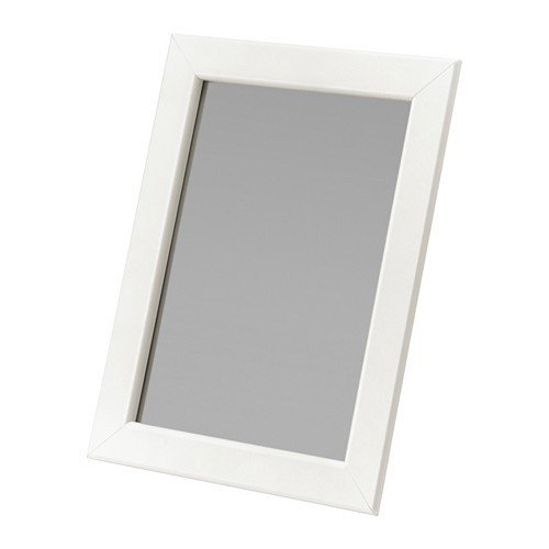 IKEA FISKBO Rahmen in weiß; (13x18cm); 10 Stück