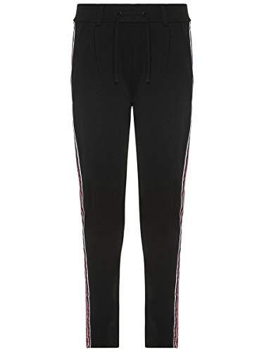 NAME IT NAME IT M dchen Nkfirida Normal Pant Noos Hose, Black, 110 EU