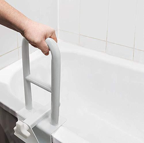 Vaunn Adjustable Bathtub Safety Rail Shower Grab Bar