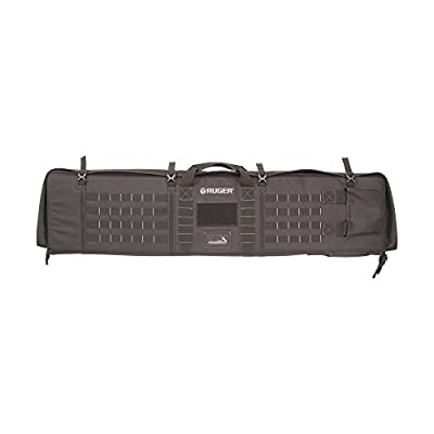 Allen Company Ruger Tactical Rifle Case/Shooting Mat, Black, 50""