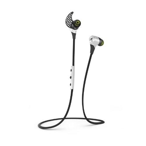 【日本正規代理店品】JayBird BlueBuds X Bluetooth ヘッドフォン (ストームホワイト) JBD-EP-000003