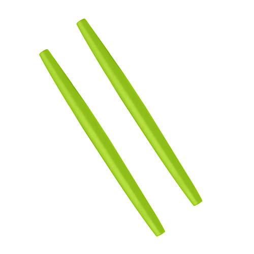 BlazerBuck Calcetines de repuesto para Oakley Glass OX3024 OX3085 OX3144 OX5055 OX5113 OX5120 OX3133 - Verde