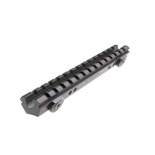 B-Square Mount Base for Ruger 96/44,M77/22,M77/44 Black 14507