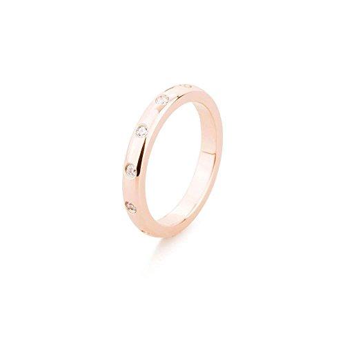 anello donna gioielli Brosway Tring misura 18 trendy cod. BTGC123D