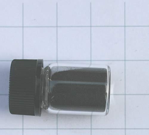 1 grama 99,71% węglowy Fullerene Buckyball w szklanej fiolce - bezpłatna wysyłka