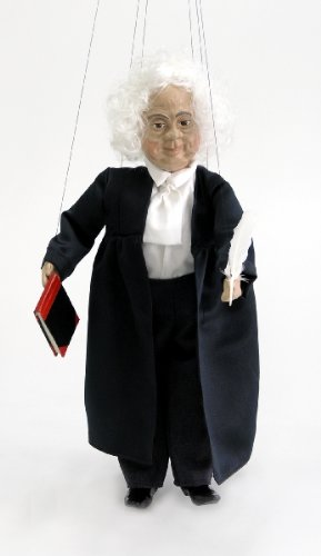 Marionette Anwalt