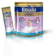 Anmum Materna Partially Non-fat Milk Product for Pregnant & Lactating Women 12 Sachets X 37.5g.