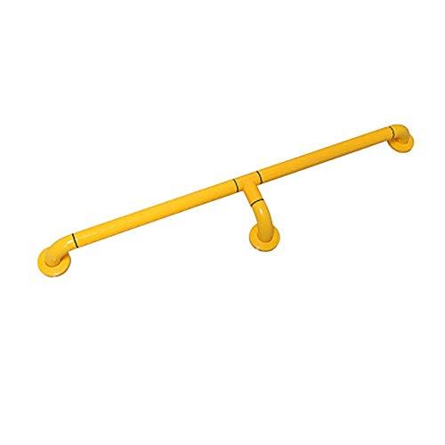 YIJIAHUI WC-veiligheidsframe Badkamer Grab Bar Handrail Muur gemonteerde Rechte Handdoek Houder Douchehulp & Veiligheid Ondersteuning Handrail Veiligheid Licht Ring - Voor Speciale Crowds Lengte: 100CM