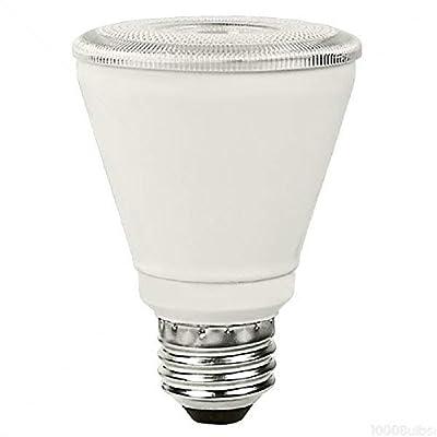 TCP LED8P20D30KFL - 8 Watt - PAR20 - Dimmable - Medium Base - 25,000 Hour - 3000 Kelvin - Flood - LED Light Bulb