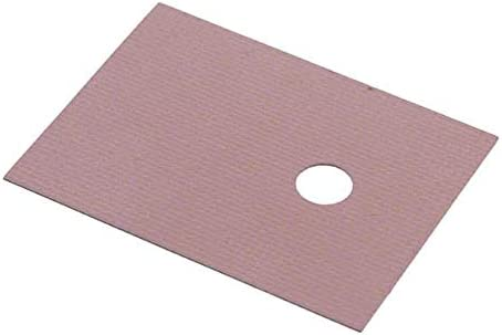 Omaha Mall THERM Animer and price revision PAD 25.4MMX19.05MM PINK 100 Pack of