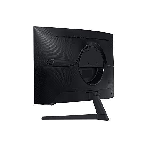Samsung Odyssey C32G53T 32 Zoll 1000R Curved Gaming Monitor mit 2560x1440p Auflösung, 144hz Bildwiederholrate, 1ms Reaktionszeit - 6