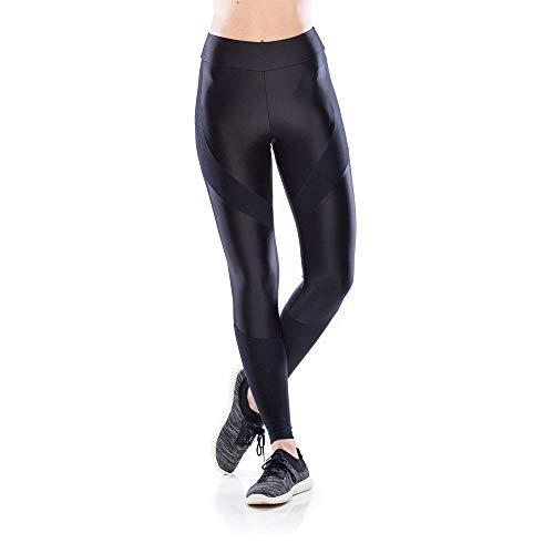 Legging Fitness Coxa Revolution - Preta - P