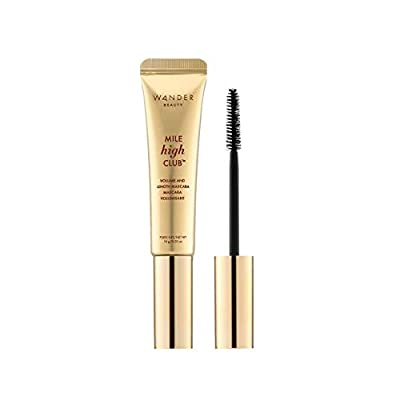 Wander Beauty Mile High Club Volume and Length Mascara - Wander Beauty Mile High Club Volume And Length Mascara! Volumizing and Lengthening Mascara with Precise Bristles! Smudge Proof, Flake Proof, Water Resistant & Long-wearing!