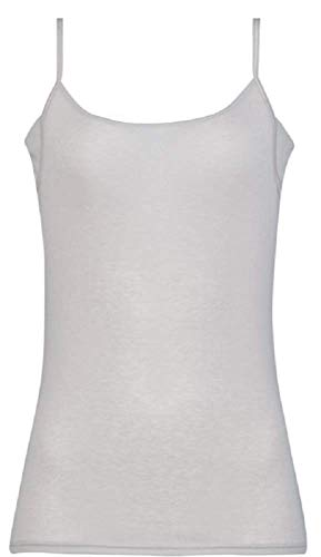 (ワコール)Wacoalスゴ衣ニットトップキャミソールCLA186MLスタンダードUネック(GY,M)