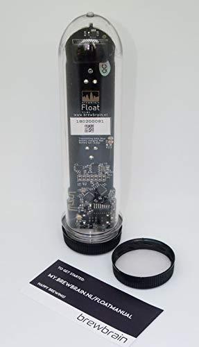 ''float wifi hidrometro & termómetro – Vigilancia de la actividad de la puerta via red WiFi – Densidad y temperatura comprobar desde el teléfono móvil via App para cerveceros y aficionados