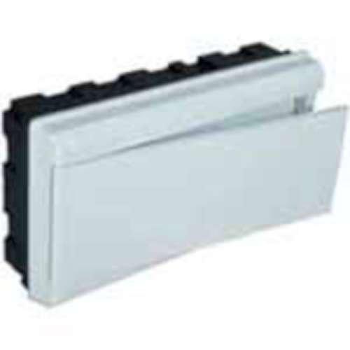 Solera 685CB - Conjunto caja, tapa, marco y pta blanco para caja...