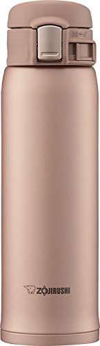 Zojirushi SM-SD48NM Stainless Steel Vacuum Insulated Mug, 16-Ounce, Matte Gold