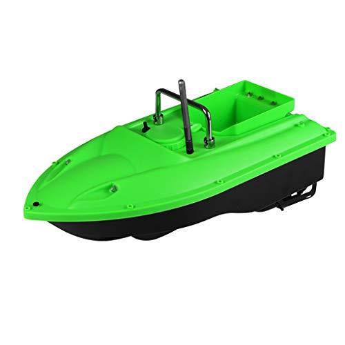 500m afstandsbediening intelligente nesting boot, met één hand cruise cruise aas feeder, aas levering, haak bootvissen,Green