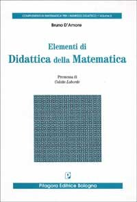 Elementi di didattica della matematica