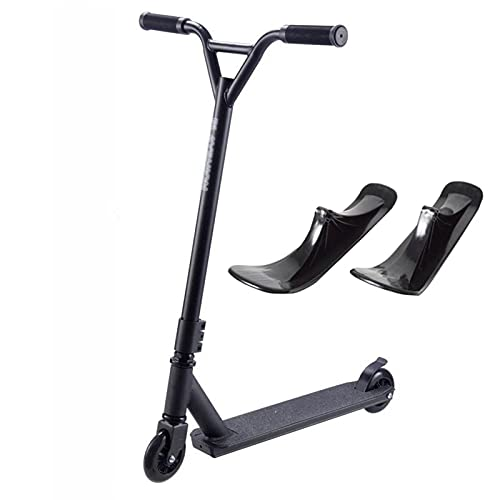 Hou Hexin Trade Dos en uno Adulto Scooter Scooter Snowboard Ski Car Carrito Carrito Profesional Adulto Stunt Scooter Scooter