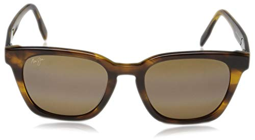 Maui Jim Gafa sol Shave Ice H533-10 color carey con lentes PolarizedPlus2® HCL® Bronze