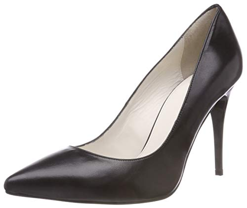 Buffalo Damen 11877-305 Pumps, Schwarz (Black 01), 38 EU