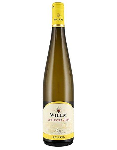 Alsace Réserve AOC Gewürztraminer Willm 2019 0,75 ℓ