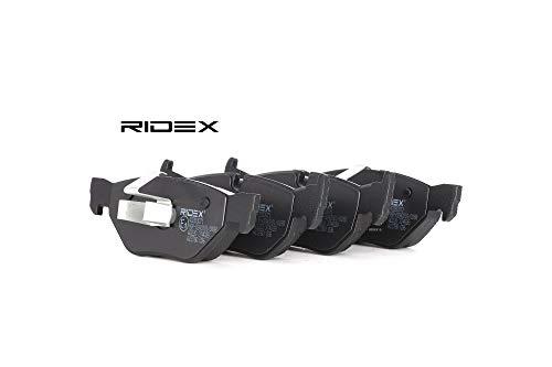 Ridex 402B0071 Jeu de Plaquettes de Frein à Disque