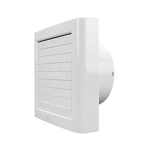 JYDQM Ventilador de Escape Ventilador de ventilación Ventana Rejilla eléctrica Ventilador de Escape baño hogar Ventilador de ventilación automático
