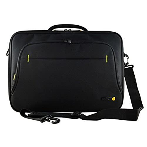 techair Black Laptop Bag for 18 Inch Laptops