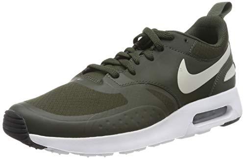 Nike Herren Air Max Vision SE Sneaker, Grün (dunkelgrün/weiß dunkelgrün/weiß), 40 EU