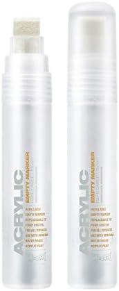 Montana Cans Montana Acrylic Empty Marker, 15mm (045475), 15 mm