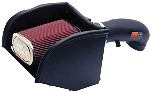 K&N Cold Air Intake Kit: High Performance, Guaranteed to Increase Horsepower: 50-State Legal: 1996-2000 Chevy/GMC (C2500, C3500, C35, K2500, K3500, Suburban, Tahoe, Yukon, C1500, K1500) V8,57-3013-2