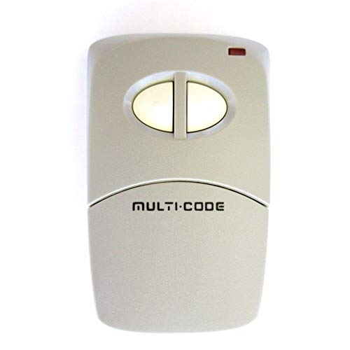 Buy Bargain MultiCode 4120 300mhz 10 Code Switch Gate Garage Remote Control Linear MCS412001 (Challe...