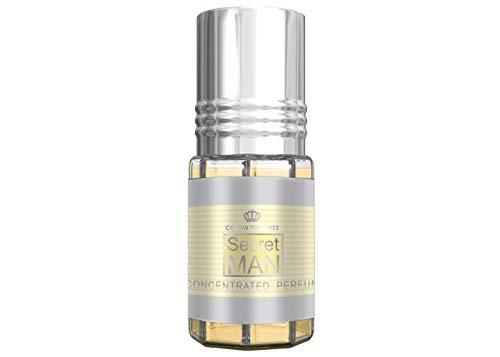 Al Rehab Secret man al rehab 3ml parfümöl hochwertig orientalisch arabisch oud misk musk