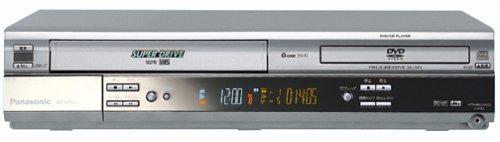 パナソニック DVDプレーヤー VHSビデオ一体型 NV-VP30