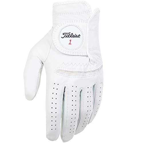 TITLEIST Perma Soft Handschuh Damen weiß Linke Hand/L