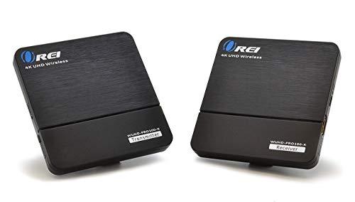 Orei Wireless Pro UltraHD HDMI Extender Transmitter & Receiver Dongle